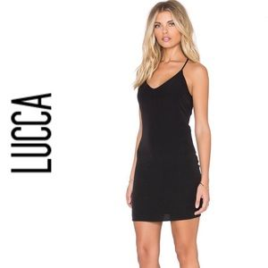 Lucca Couture Slip Dress